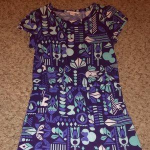 Kids LulaRoe Disney Dress with pockets!